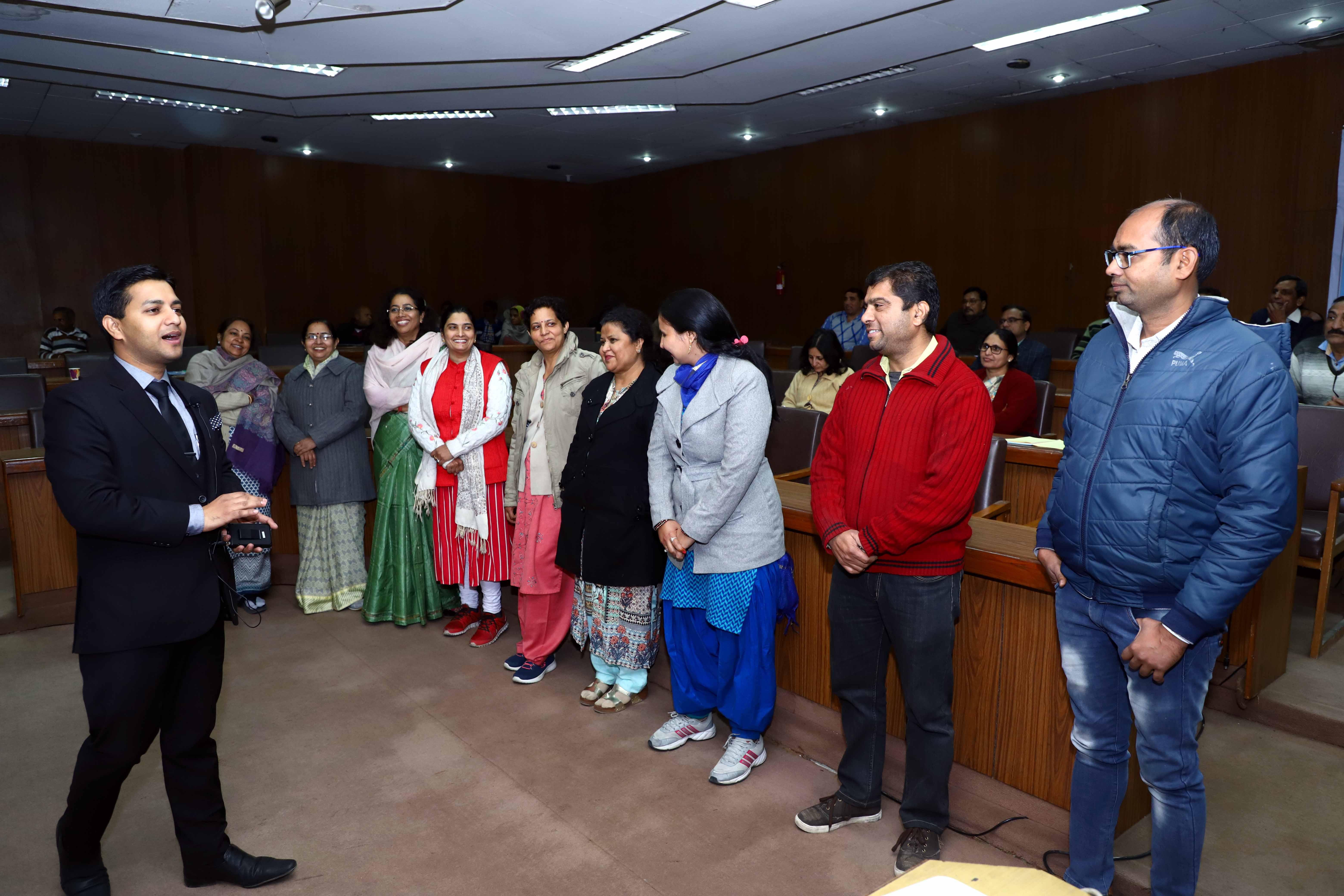 Motivational Speaker Training In India