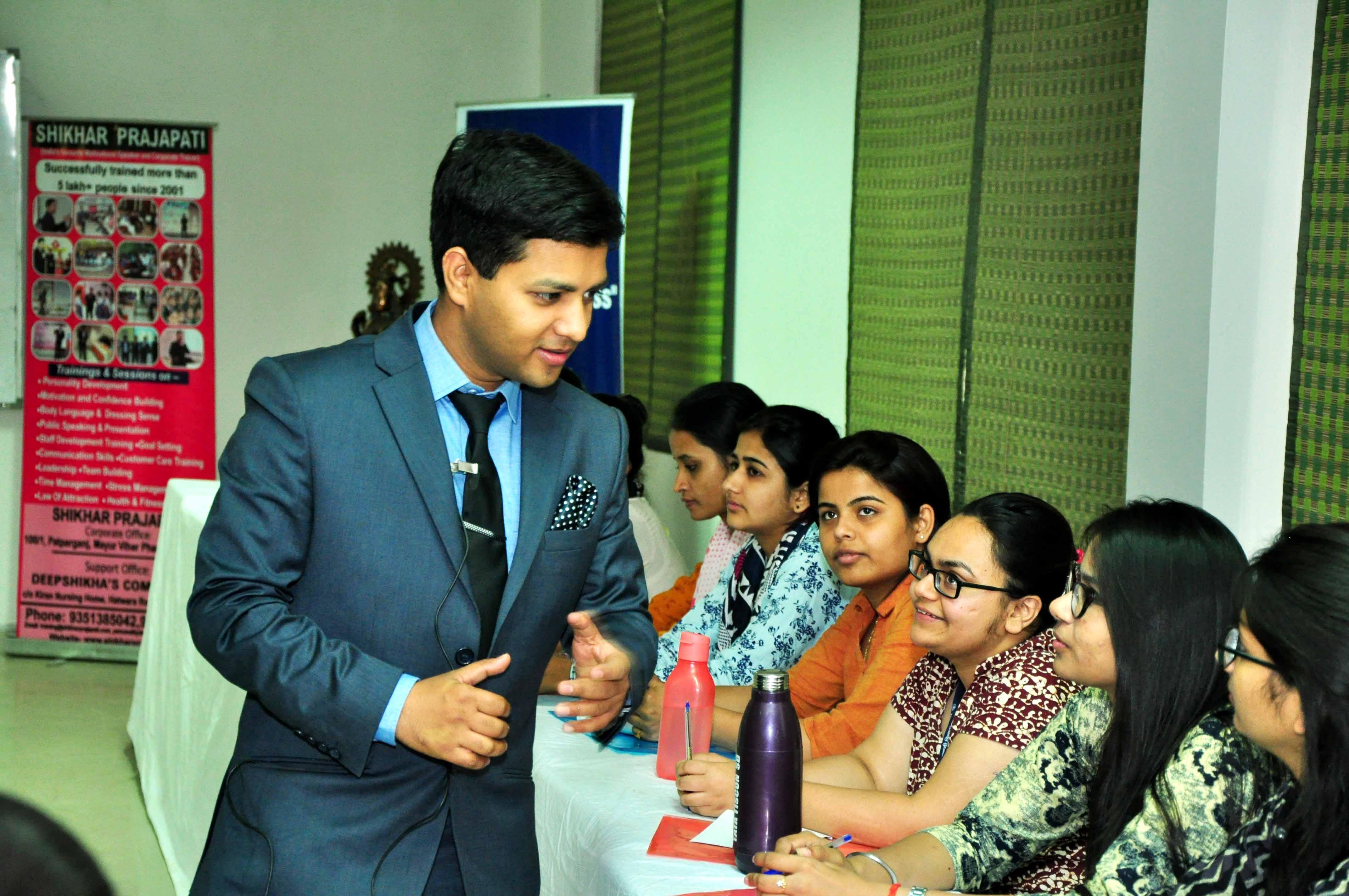 Motivational Speaker in Noida, Gurgaon, Faridabad, Delhi NCR