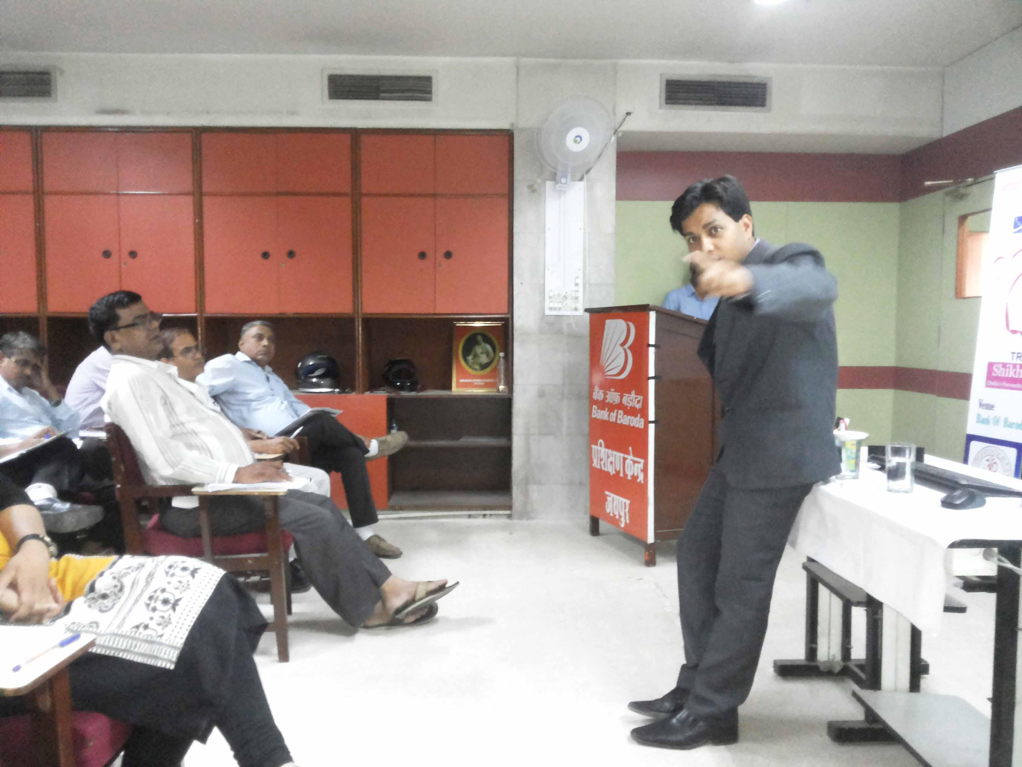 Motivational Speakers in Jaipur