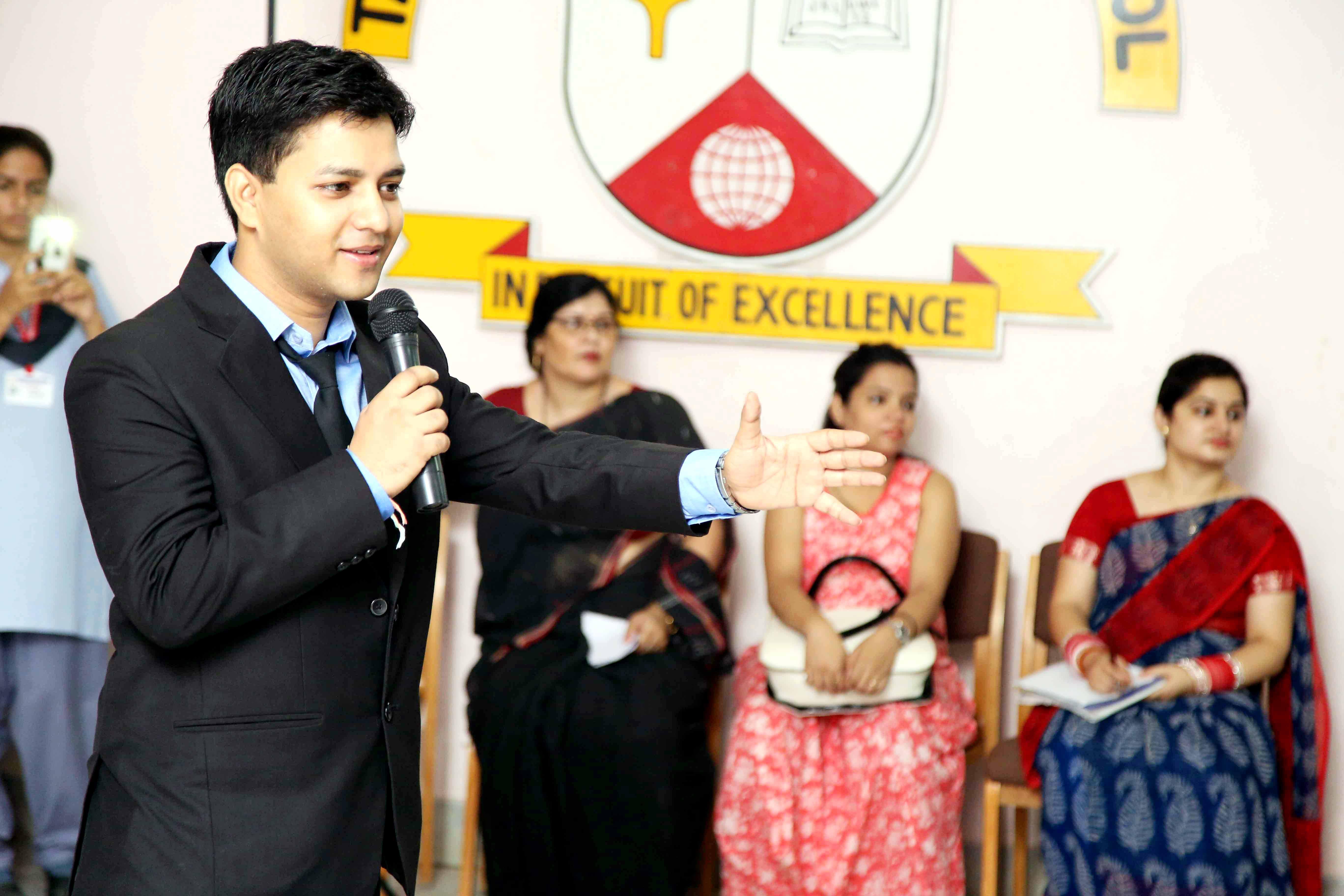 Freelance Motivational Speakers in Ranchi, Jamshedpur, Jharkhand, India